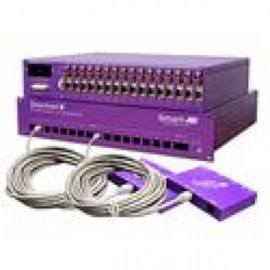 cat5 audio video matrix 16 in 8 out snx16x08