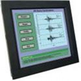 ultraview 10 4 panel mount led with nema4 ip 65 front protection capacitive touch screen and usb controller